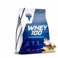 Odżywki białkowe, TREC Whey 100 2000g - Chocolate Sesame