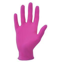 Rękawice nitrylowe NITRYLEX collagen S 100szt