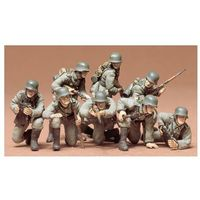 Pozostałe zabawki, Tamiya TAMIYA German Panzer Grenadiers