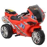 Motory dla dzieci, HECHT 52131 MOTOR MOTOCYKL SKUTER ELEKTRYCZNY AKUMULATOROWY TRÓJKOŁOWY ROWER ZABAWKA DLA DZIECI - EWIMAX OFICJALNY DYSTRYBUTOR - AUTORYZOWANY DEALER HECHT promocja (-56%)