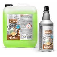 Pozostałe do podłóg i dywanów, Nano Protect Floral 5L Clinex - Nanopreparat do mycia podłóg