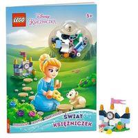 Książki dla dzieci, Lego Disney Księżniczka Świat Księżniczek - Praca zbiorowa (opr. broszurowa)