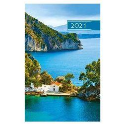 Terminarz 2021 Standard B6 góry i woda