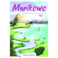 Powieści, Marikowo - niekończąca się opowieść - Bjorn Mario - książka (opr. twarda)