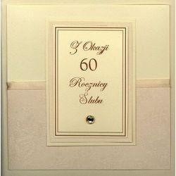 Karnet 10 Rocznica Ślubu ręcznie wykonane kwadrat mix wzorów