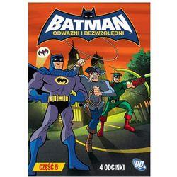 Batman: Odważni i bezwzględni cz. 5 (Płyta DVD)