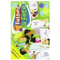 Książki do nauki języka, Fasions la fete