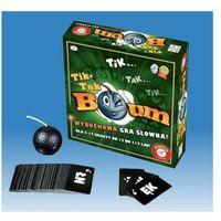 Pozostałe zabawki edukacyjne, Piatnik Tik Tak Bum (nowe wydanie)