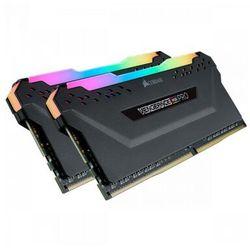 CORSAIR DDR4 Vengeance PRO RGB 32GB/3000 (2*16GB) BLACK CMW32GX4M2C3000C15