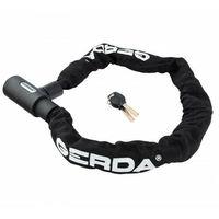 Zabezpieczenia do roweru, Zapięcie rowerowe CONTRA 900/8V