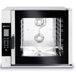Piec konwekcyjno-parowy Touch Control 7 x GN1/1 | elektryczny | sterowanie elektroniczne | 400V | 10,5kW