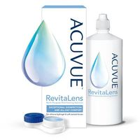 Płyny pielęgnacyjne do soczewek, ACUVUE RevitaLens 360 ml