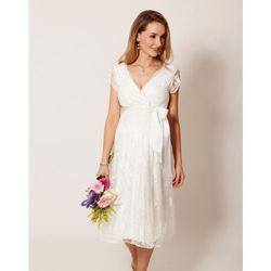 Sukienka ciażowa na ślub Eden