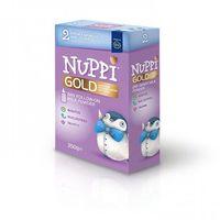 Mleka modyfikowane, Nuppi® GOLD 2 Mleko następne w proszku z niezbędnymi składnikami odżywczymi dla dzieci powyżej 6 miesiąca życia.