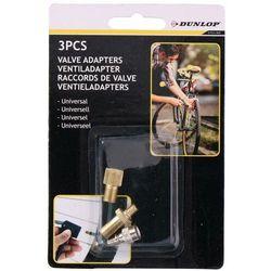 Adaptery do pompki zaworów FV/DV/AV Dunlop x3