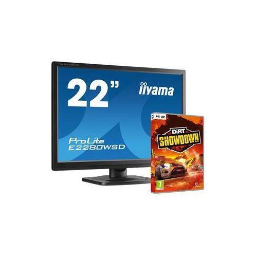 Monitory LCD, LCD Iiyama E2280WSD