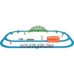 DUMICA HIGH SPEED TRAIN SET / H1 DU20330 Pociąg kolejka zestaw torów DUMEL