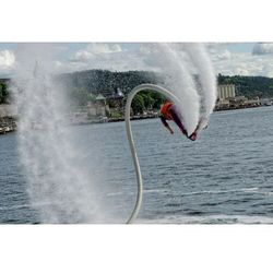 Flyboard – ewolucje na wodzie dla dwóch osób – Konin