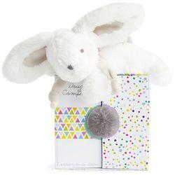 Przytulanka - perłowy króliczek DC2823