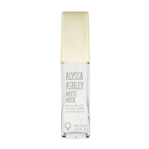Wody toaletowe damskie, Alyssa Ashley White Musk Woman 100ml EdT