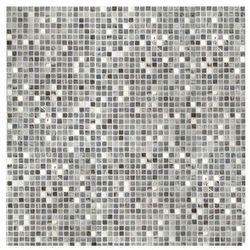 Wykładzina PCV Milo 2 m mozaika szara