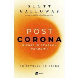 Post corona. biznes w czasach pandemii (opr. miękka)