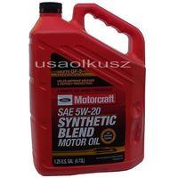 Oleje silnikowe, Syntetyczny olej silnikowy Motorcraft 5W20 4,73l Ford