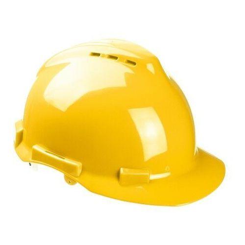 Ochronne nakrycia głowy, Hełm ochronny wentylowany SH-200 Sampreys w kolorze żółtym