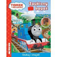 Książki dla dzieci, Szukaj i znajdź Tomek i przyjaciele Zaginiony bagaż (opr. miękka)