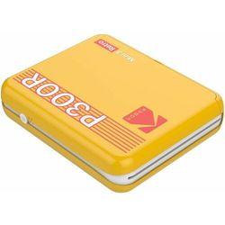 KODAK drukarka mobilna Mini 3 Plus Retro, żółta
