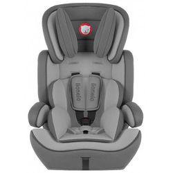 Fotelik 9-36 kg Levi Plus Grey - BEZPŁATNY ODBIÓR: WROCŁAW!