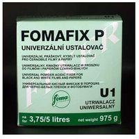 Chemia fotograficzna, Foma utrwalacz Fomafix P - U1 na 5 litrów