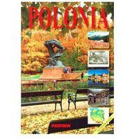 Przewodniki turystyczne, Polska 541 fotografii. Wersja włoska (opr. broszurowa)