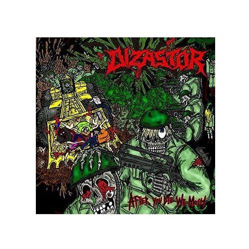 Rock, Dizastor - After You Die We Mosh