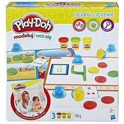 Hasbro PlayDoh Liczby i liczenie