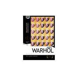 ANDY WARHOL MISTRZOWIE SZTUKI NOWOCZESNEJ CZ.1 KSIĄŻKA +DVD