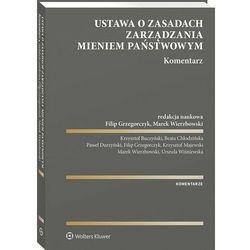 Ustawa o zasadach zarządzania mieniem państwowym Komentarz