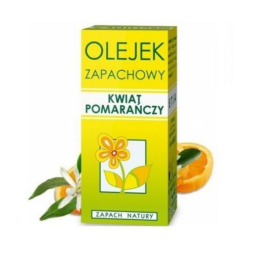 Olejki zapachowe, Olejek zapachowy kwiat pomarańczy 10 ml ETJA