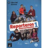 Książki do nauki języka, Reporteros internacionales 1 Libro del alumno + CD (opr. miękka)