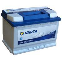 Akumulatory samochodowe, VARTA BLUE Dynamic E11 - 12V 74Ah 680A (EN) +P