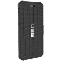 UAG Metropolis obudowa z klapką do iPhone 6s/7/8/SE 2020 (czarna)