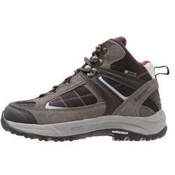 HiTec ALTITUDE VI LITE I WP WOMENS Buty trekkingowe charcoal/black/amaranth