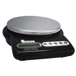 Waga gastronomiczna cyfrowa do 5 kg HENDI 580004