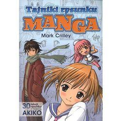 Tajniki rysunku Manga (opr. miękka)