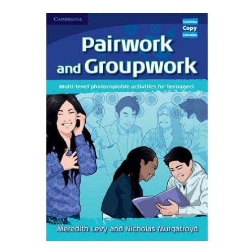 Książki do nauki języka, Pairwork and Groupwork (opr. miękka)