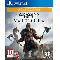 Gry PS4, Assassin's Creed Valhalla (PS4)