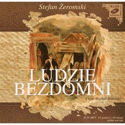 Ludzie bezdomni. Klub Czytanej Książki. Audiobook (2 CD mp3)