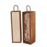Ozdobne pudełka, V1 skrzynka upominkowa ruda/naturalna