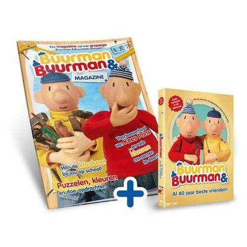 Pozostałe filmy, Animation - Buurman En Buurman Film+M