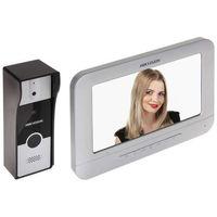 Domofony i wideodomofony, Hikvision Jednorodzinny wideodomofon Hikivision DS-KIS202 DS-KIS202 - Rabaty za ilości. Szybka wysyłka. Profesjonalna pomoc techniczna.